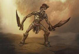 Soldado Hoplita