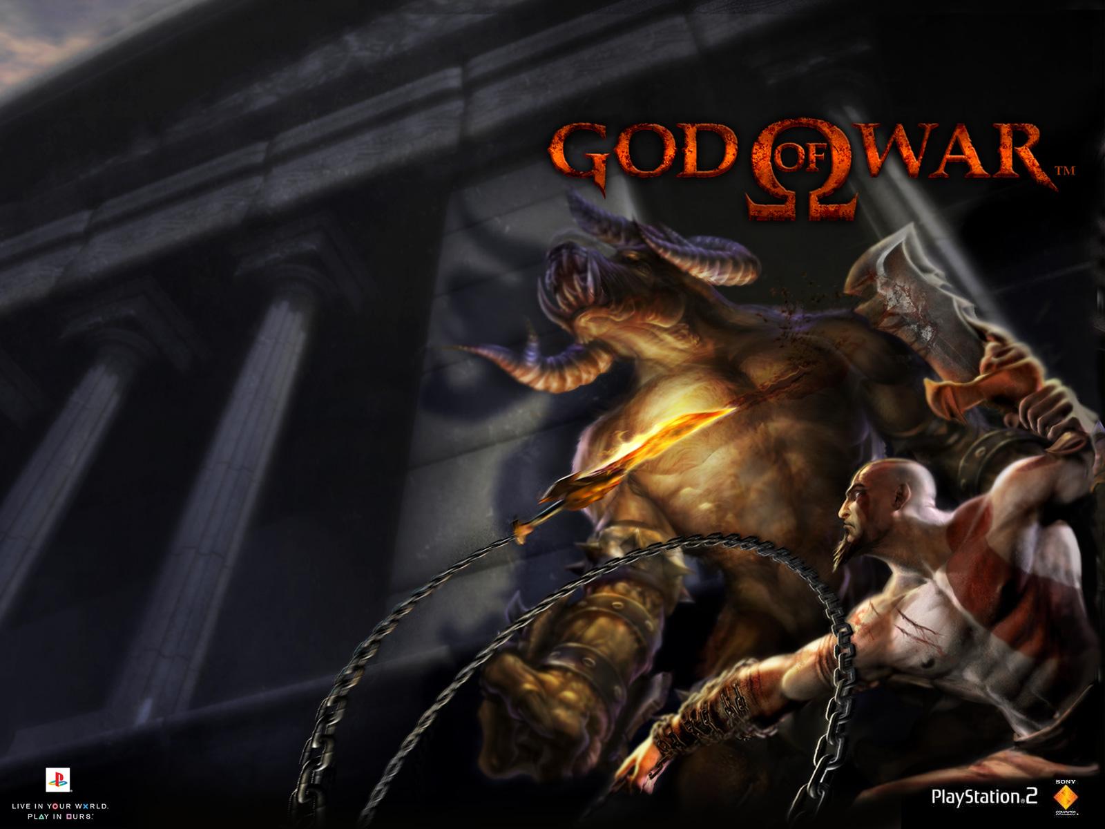 Image minotaurg god of war wiki fandom powered by wikia minotaurg voltagebd Choice Image