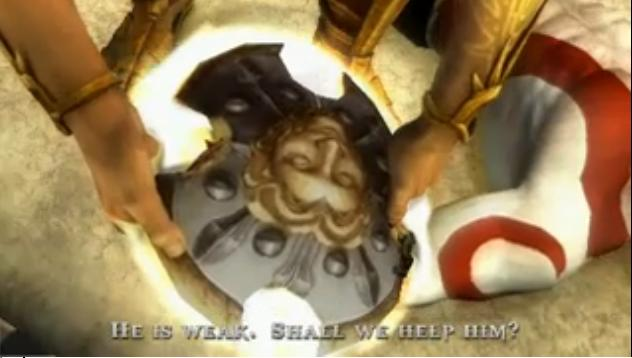 Sun Shield | God of War Wiki | FANDOM powered by Wikia