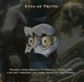 Eyes of truth