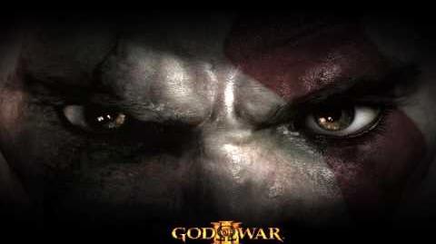God of War 3 - Kratos vs Zeus Battle Song