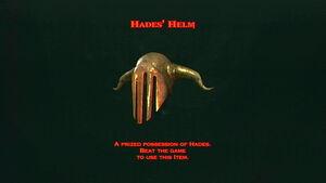 Hades' Helm