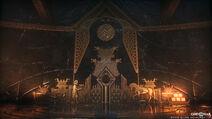 Realm Travel Door - Asgard