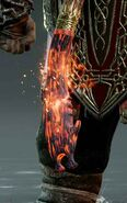 Surtr's Grip of Flame