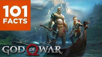101 Facts About God of War