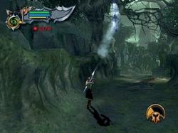 Kratos en el pantano de los olvidados