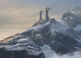Montañas de Delfos
