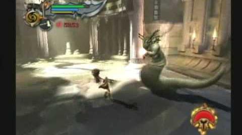 God of War 2 pt.27 - Euryale