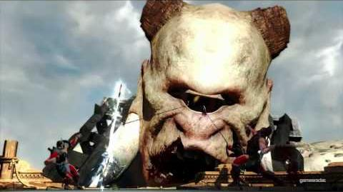 God of War Ascension - Multiplayer Gameplay - HD 720p