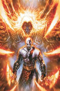 Kratos y Ares