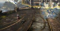 Megera tisifone demone scontro kratos GoW Ascension alternativa