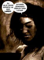 Pothia God of War comics
