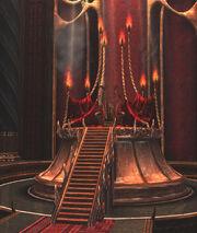 Trono de Kratos 2