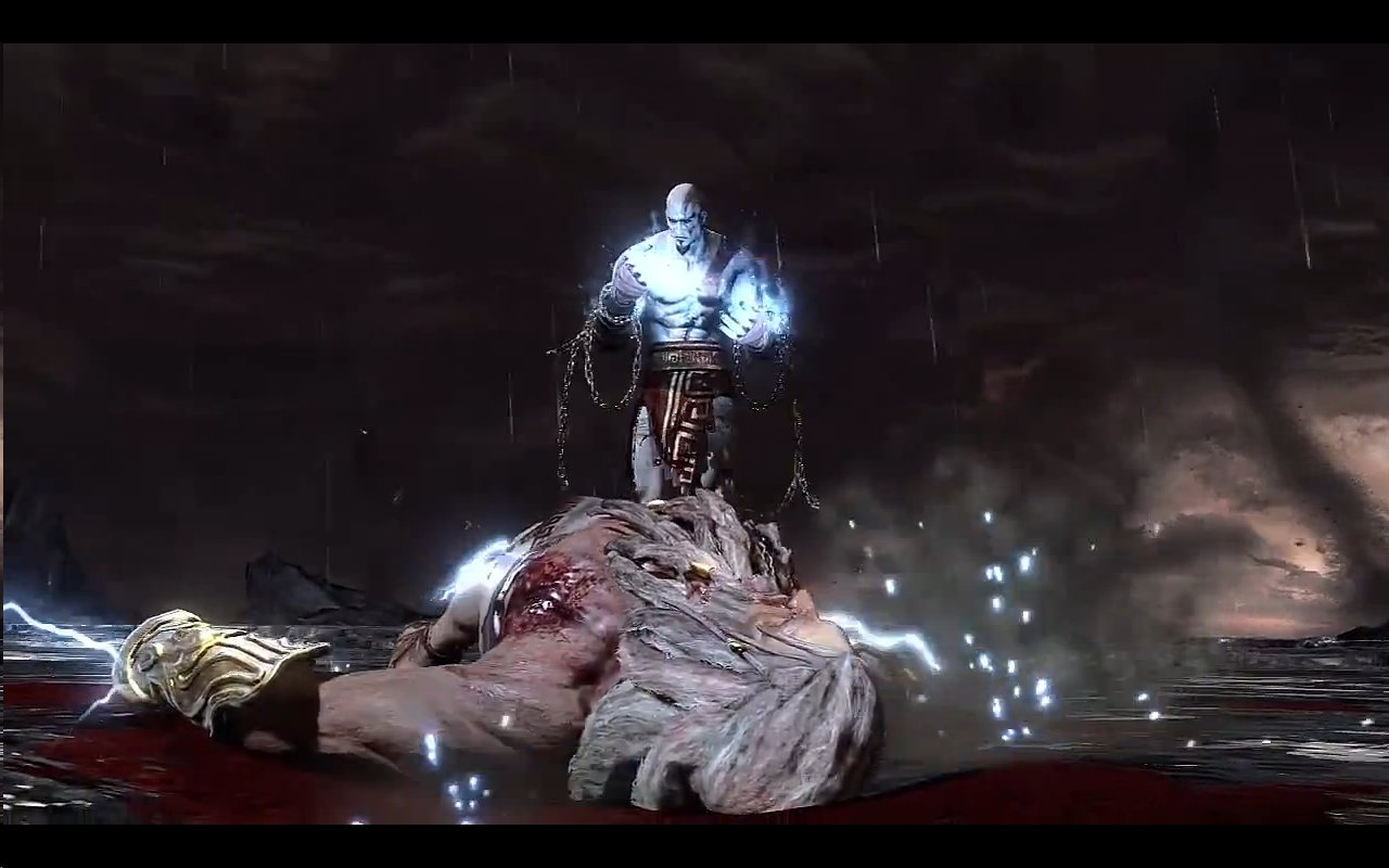 Younger titan Kratos: mythology and its place in it 17