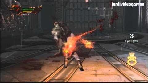 Heracles vs Kratos