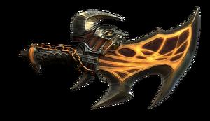 Blade of exile render