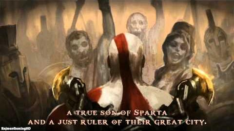 "God of War Ghost of Sparta ""Pride of Sparta"" TRUE-HD QUALITY-0"