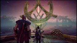 God-of-war-lake-of-light-runes-solves
