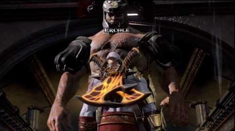 God of War III (ITA)-23- BOSS Ercole