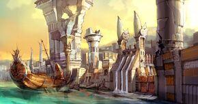 Muelles de Atenas