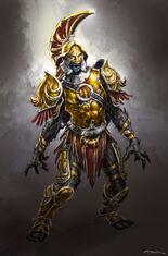 Legionario del Olimpo 2