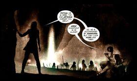 Guerriera pothia leda keros kratos