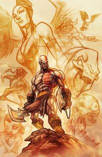 Labours of Kratos