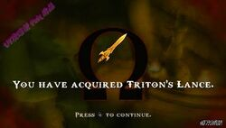 Tritons Lance