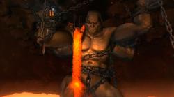 Atlas, el titan