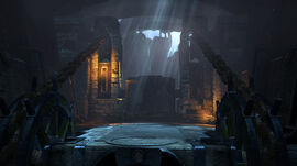 Costruzioni grotta