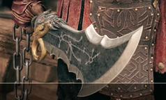GW4 - Blades of Chaos LV4