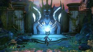Ice of Poseidon Altar