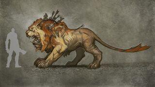 León del Pireo