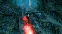 Kratos en la Gruta 2
