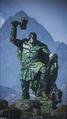 Thor's statue