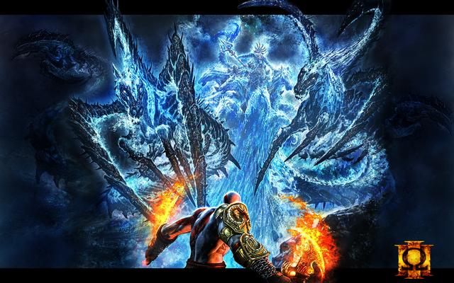 File:Kratos vs Poseidon by Rex1623.png