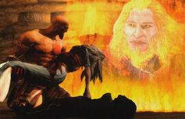 Muerte de Lisandra y Calíope