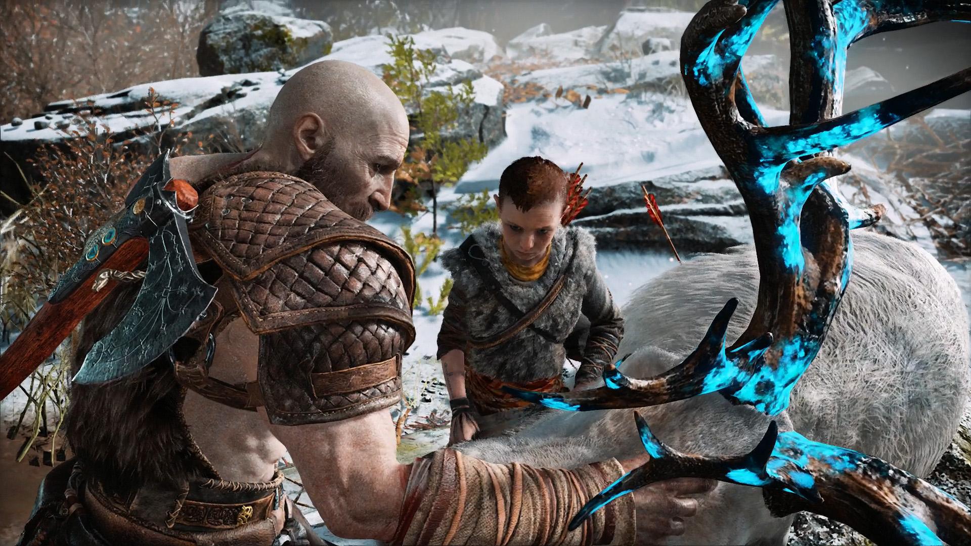 Atreus God Of War Wiki Fandom Powered By Wikia