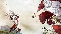 Kratos vs God