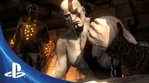 God of War Ascension - Unchained - Kratos Comes To Life
