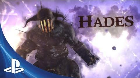 God of War Ascension - Hades God Trailer