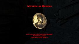 Moneda de Hermes