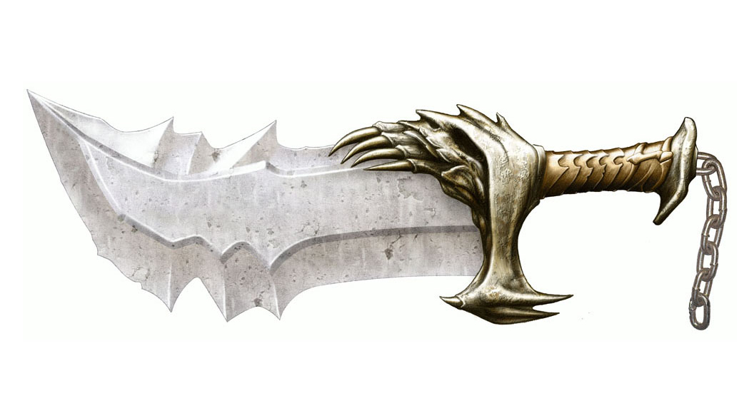 Espadas Del Caos God Of War Wiki Fandom