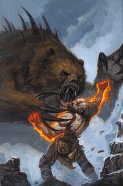 God of War (Dark Horse Comics) 1