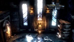 La tumba de Ares