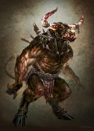 Minotaure GOW III