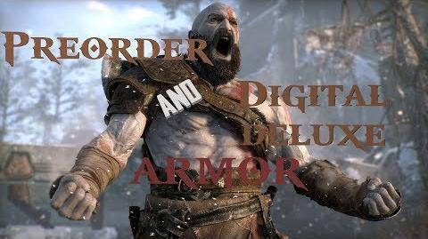 First 40mins of God of War Preorder and Deluxe gear Best PS4 Exclusive?