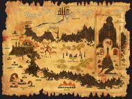 Mapa de God of War
