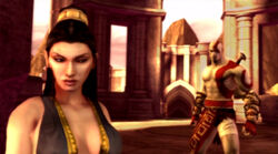 Persefone y Kratos