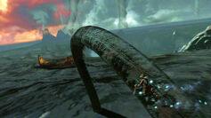 Furie camera aletto tisifone aletto mostro marino vortice illusione kratos
